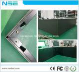 Fabrik-Preis farbenreiches P3.91, hohe Qualitätsan der Wand befestigte LED-Innenbildschirmanzeige des Bild-P4.81