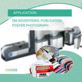 Diseñado Colorido papel sintético de PP de inyección de tinta para HP