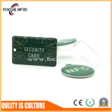 접근 제한 시스템을%s 에폭시를 가진 13.56MHz ISO14443A 묵 RFID 꼬리표