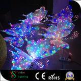 装飾ライトが付いているLED 3Dの蝶Motifyライト