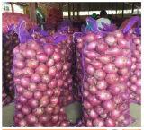 パッキング果物と野菜のための卸し売り25kg PPの網袋