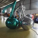 Ballon décoratif gonflable/Notation musicale gonflable