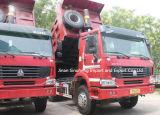 HOWO 6X4 정면 드는 덤프 트럭