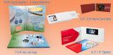 Kundenspezifischer Gruß-Videokarte für Reklameanzeige