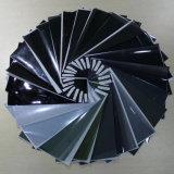 1.52*30m de vinilo autoadhesivo Pet tinte solares de película de carbón de la ventana de coche