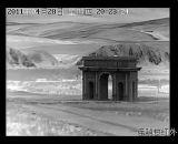超長距離10Xズームレンズ二重Fov鍋の傾きの赤外線画像のカメラ