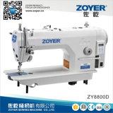 Zoyer Computer punto annodato industriale Macchina da cucire con Direct Drive (ZY8700D)