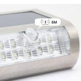 ABS 9LEDs Shell-Bewegungs-Fühler-Solarwand-Licht