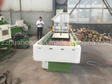 販売のための製造所か木製の剃る機械をひく木片