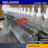 装飾的か薬剤のためのガラスガラスびんのびんの満ち、キャッピング機械