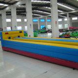 Het duurzame Rode Lopende Opblaasbare Stuk speelgoed van de Manier voor het Vermaak van het Park