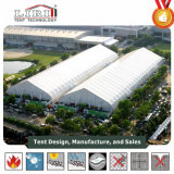 tenda impermeabile della curva del blocco per grafici di alluminio libero esterno gigante TFS della portata di larghezza di 50m per la mostra