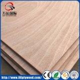Contre-plaqué commercial de meubles et de bois de charpente de construction (peuplier, chêne, bois de pin)
