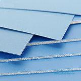 Feuille de mousse de PVC de Celluca de mousse de blanc et de couleurs pp