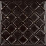 кожаный панель стены 3D 1010-6 для домашнего украшения