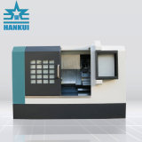 Guía inclinada cama inclinado CNC torno horizontal Ck32L