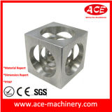 Produit de usinage en aluminium de fabrication de la Chine