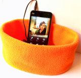 スリープヘッドセット音楽ヘッドホーンを促進する創造的なスポーツの消音装置