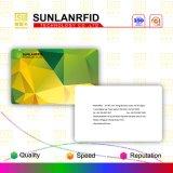 접근 제한을%s 13.56MHz 칩 플라스틱 지능적인 RFID 카드