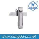 Electric Cabinet를 위한 Yh9566 Chrome Plated Metal Plane Lock