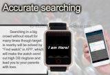 Les 2g/GSM les plus neufs imperméabilisent la montre de traqueur de GPS avec le moniteur du rythme cardiaque Y12