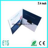 Тип продукта карточки и брошюра видеоего LCD типа автомобиля видеоего