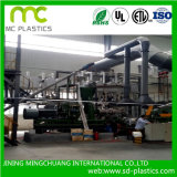 La película del PVC de la calidad producida por las líneas calandradas puede utilizar para la industria, cultivar, el alimento y la medicina