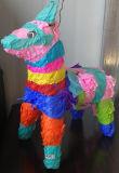 甘いキャンデーのためのペーパー・クラフトのソンブレロのメキシカン・ハットのピニャータ