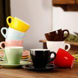 80ml Kop van de Koffie van de Kop van de Tulp van de Espresso van de Kop van Latte de Italiaanse