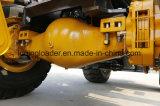 5 тонн большой колесный погрузчик с Скальный ковш