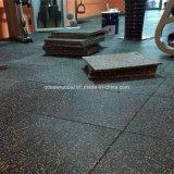 10-100мм толщина против Crossfit скольжения резиновый коврик в резиновый коврик для спортзал пол