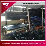 Al lado de 800cc 2X4 Diesel cama volcado Air-Cooled UTV