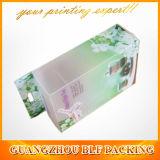 Fenêtre en PVC Emballage Boîte en papier de mode