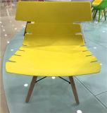 Самомоднейшая пластмасса PP обедая стул бука деревянный обедая