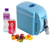 전자 소형 냉장고 7liter DC12V, 차, 배, 사무실 또는 홈 사용을%s 냉각하고 데우기를 가진 AC100-240V