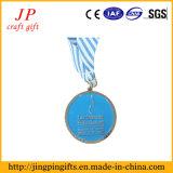 Medaglia commemorativa del ricordo del fondamento con la sagola blu