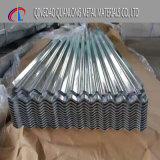 Folha galvanizada G3302 da telhadura do metal de JIS