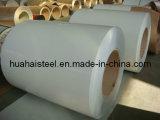 Con recubrimiento de color acero galvanizado en la bobina (muchos colores)