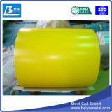 La couleur a enduit les bobines en acier galvanisées (PPGI/PPGL)