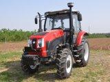 Prijs van de Tractor van het Landbouwbedrijf van de Apparatuur 4WD 120HP van de Machines van Weifang gelijkstroom de Landbouw voor Verkoop