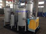 99,999% de pureza de Qualidade Assegurada de geradores de azoto PSA