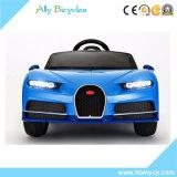 Jonge geitjes van de Cruise van de Simulatie van Bugatti 12V de Hoge Elektrisch rit-op Auto