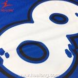 Sublimación completo equipo de diseño libre de Hockey Hielo camisetas