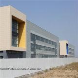 Entrepôt préfabriqué de construction de soudure en acier de modèle en acier de construction