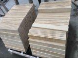 タイルまたは床のためのMarfilのクリーム色の大理石の平板