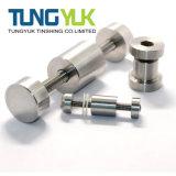 CNC personalizzato di precisione che lavora i pezzi di ricambio alla macchina