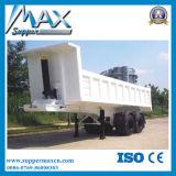 60 de Aanhangwagen van de Stortplaats van de Tractor van de Aanhangwagen van de Kipper van de ton 3axles voor Verkoop