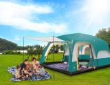 2寝室の屋外のキャンプテント、マルチユーザーの防水大きいテント
