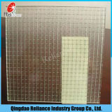 6мм очистить стекло / Удаление Nashiji проводной проводной схеме стекло / бронзовый Nashiji проводной схеме стекло / синий проводной стекло / Серый проводной стекла