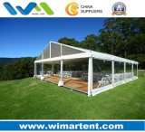 15mx20m Transparent RTE-T van pvc Church